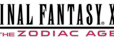Final Fantasy XII The Zodiac Age logo