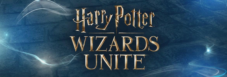 Harry Potter Wizards Unite logo
