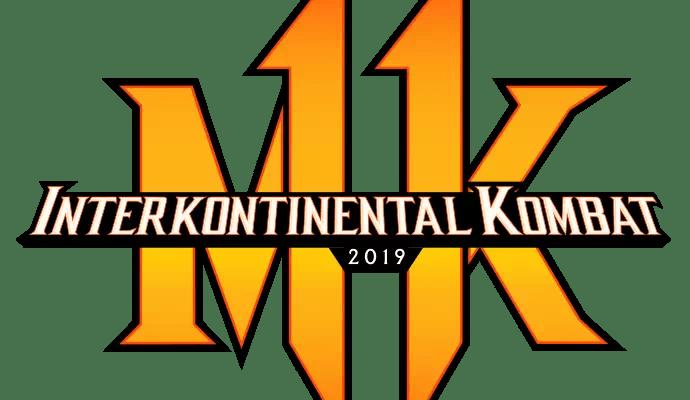 Mortal Kombat 11 Interkontinental Kombat logo