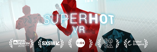 Superhot VR is coming to Oculus Quest