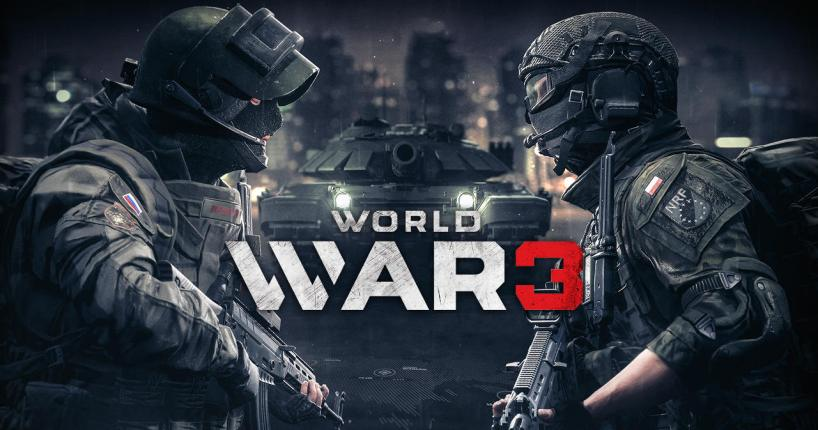 World War 3 logo