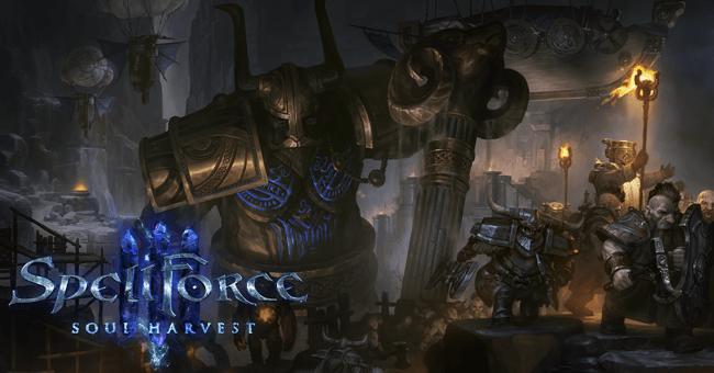 SpellForce 3: Soul Harvest Dwarves artwork