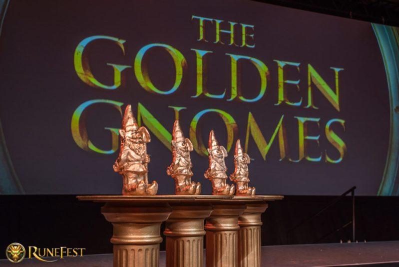 RuneFest 2018, Golden Gnome, at Farnborough International Exhibition and Conference Centre - David Portass/iEventMedia