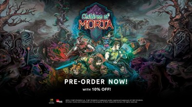 Children of Morta steam free preview