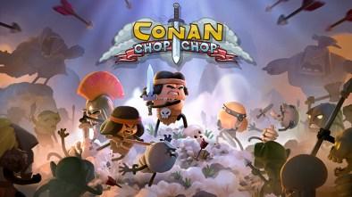 Conan Chop Chop logo