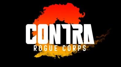 Contra: Rogue Corps logo