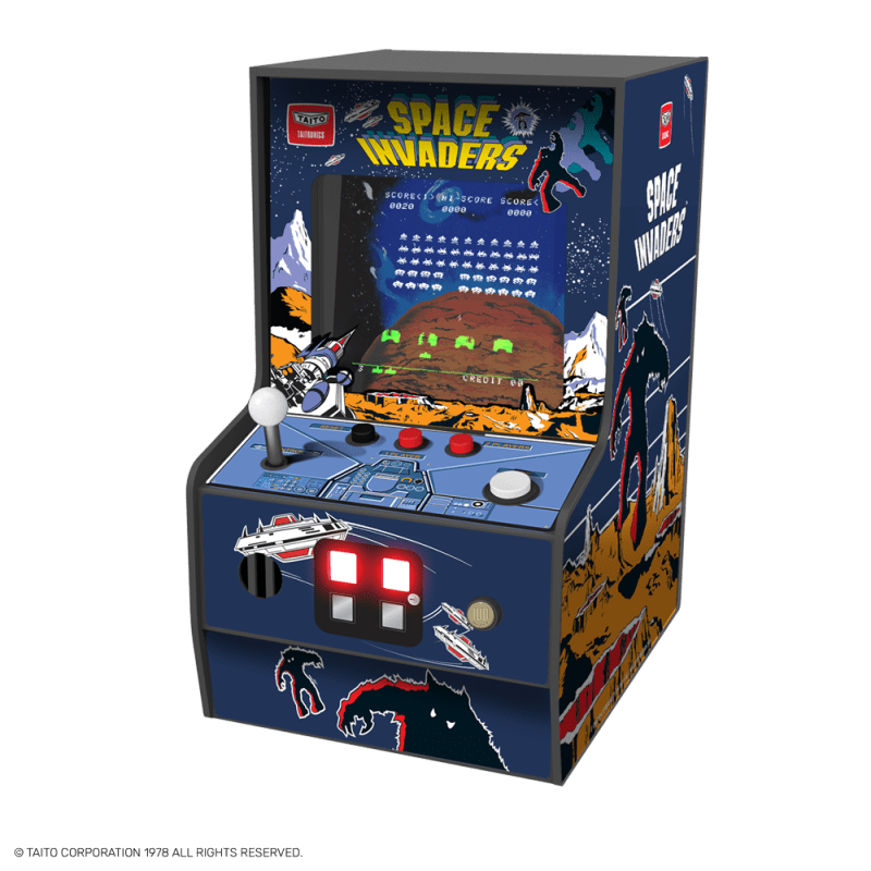 My Arcade's Space Invaders Micro Player