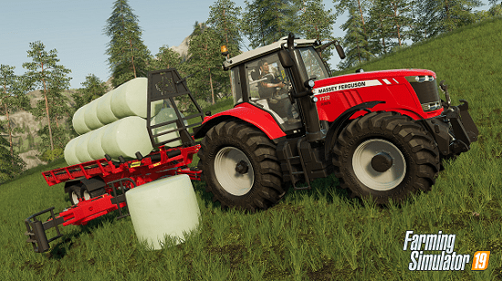 Farming Simulator League Red Tractor
