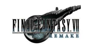 Final Fantasy VII Remake (FFVII Remake) logo