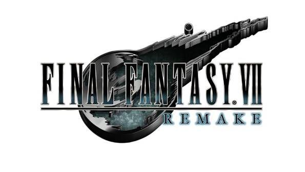 Final Fantasy VII Remake logo