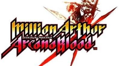 Million Arthur Arcana Blood logo