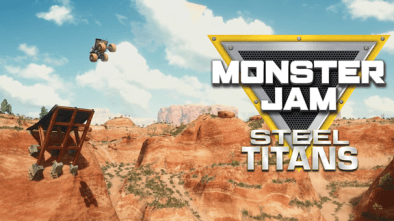 Monster Jam Steel Titans logo