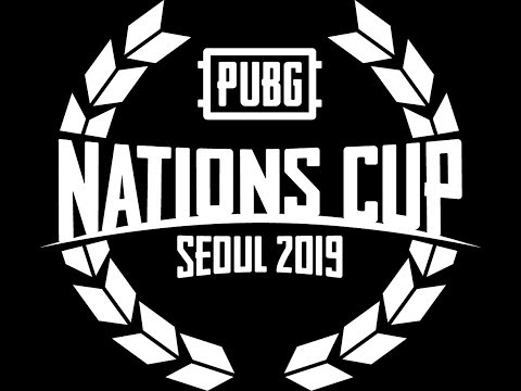 PUBG Nations Cup Seoul 2019 logo