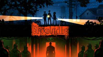 The Blackout Club logo