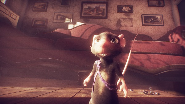 A Rat's Quest – The Way Back Home Is Coming in 2021