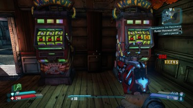 Borderlands 2 - Video Game vs Online Gambling