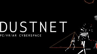 DUSTNET logo