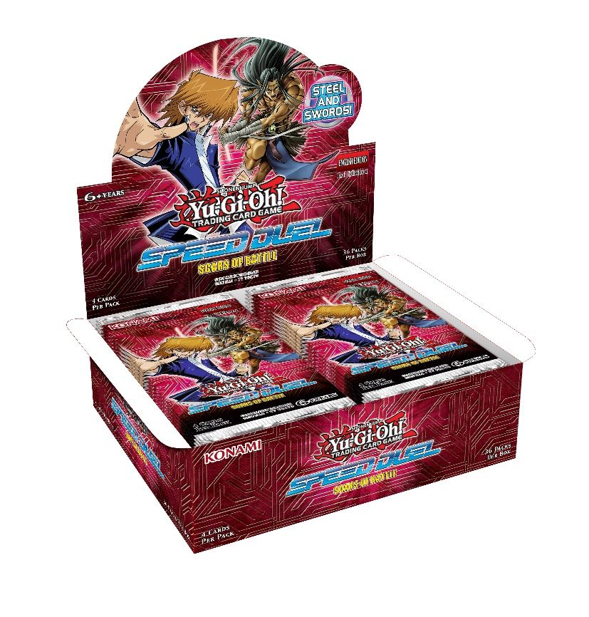 Yu-Gi-Oh! Trading Card Game Speed Duel: Scars of Battle