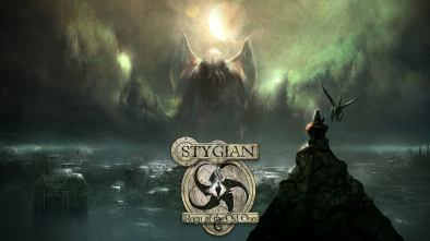 Stygian: Reign of the Old Ones logo