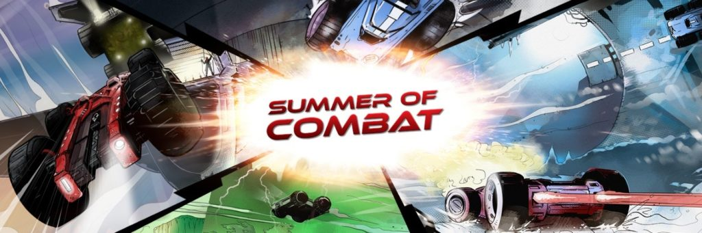 GRIP: Combat Racing's Summer of Combat