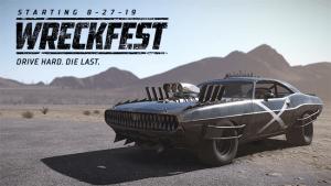Wreckfest logo