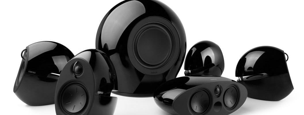 Edifier e255 black