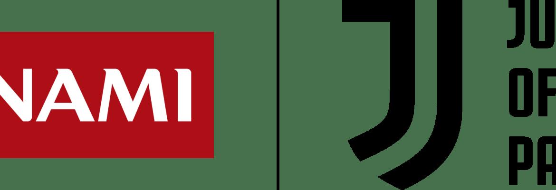 Konami and Juventus FC logos