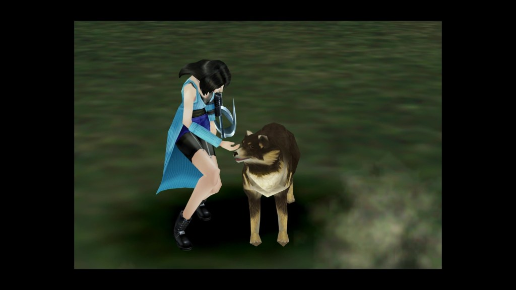 Final Fantasy VIII Remastered International Dog Day Angelo Screenshot 03