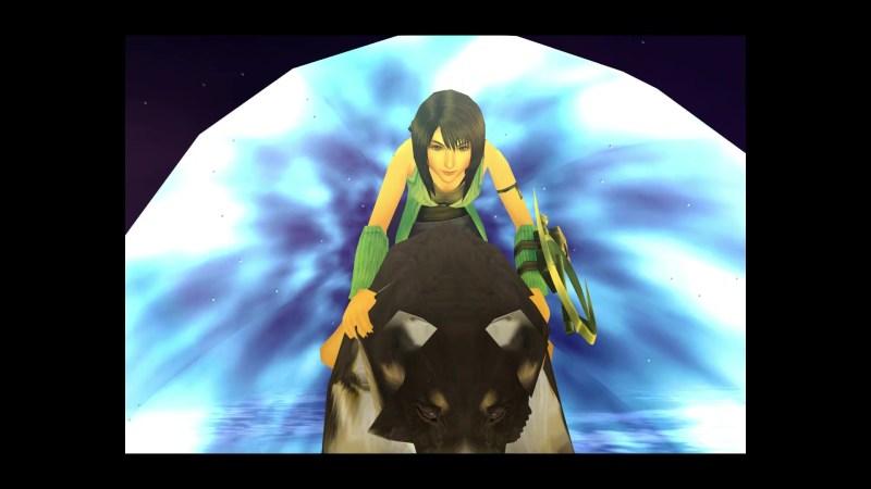 Final Fantasy VIII Remastered International Dog Day Angelo Screenshot 08