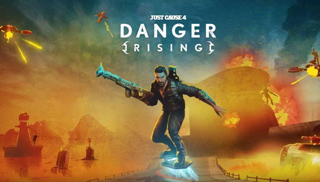 danger rising
