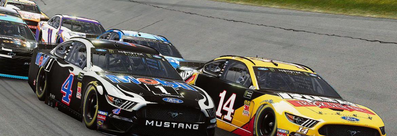 NASCAR Heat 4 footage
