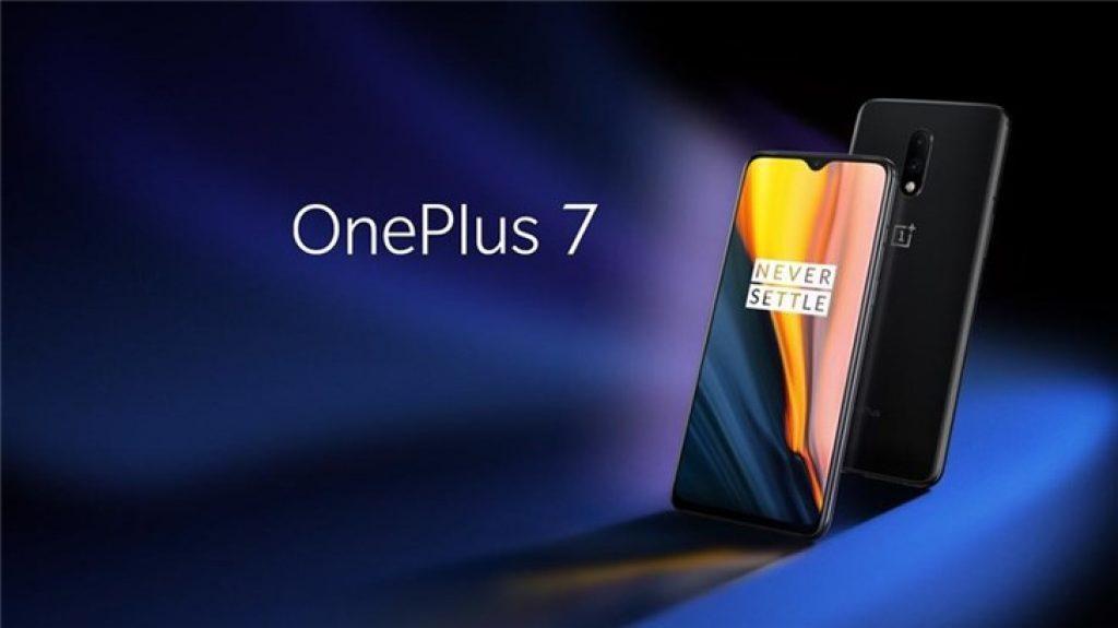 OnePlus 7 mobile phone
