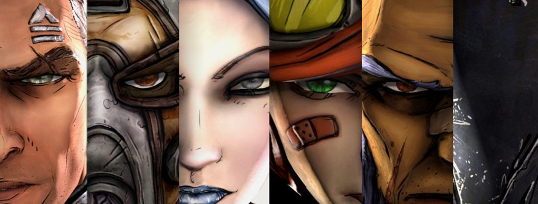 Welcome to the Borderlands Part 2 -