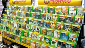 Pre-owned Games in store, great when on a budget
