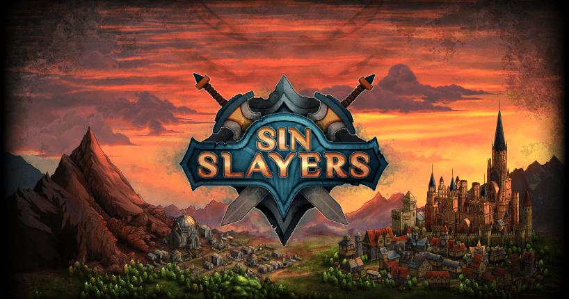 Sin Slayers logo
