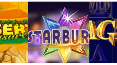 Slot Games Starbursts