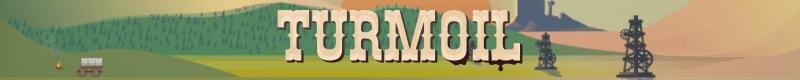 Turmoil logo banner