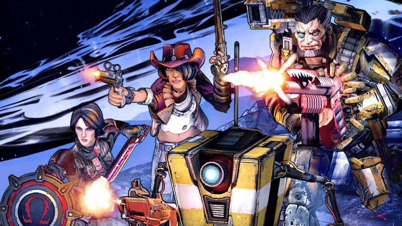 Welcome to the Borderlands: Part 3  The Pre-Sequel!   FULLSYNC