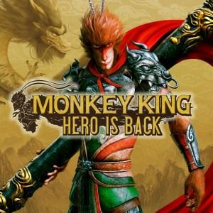 Monkey King: Hero is Back logo