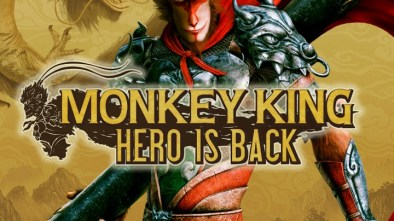 Monkey King: Hero is Back logo