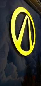 Borderlands Logo at Insomnia 65