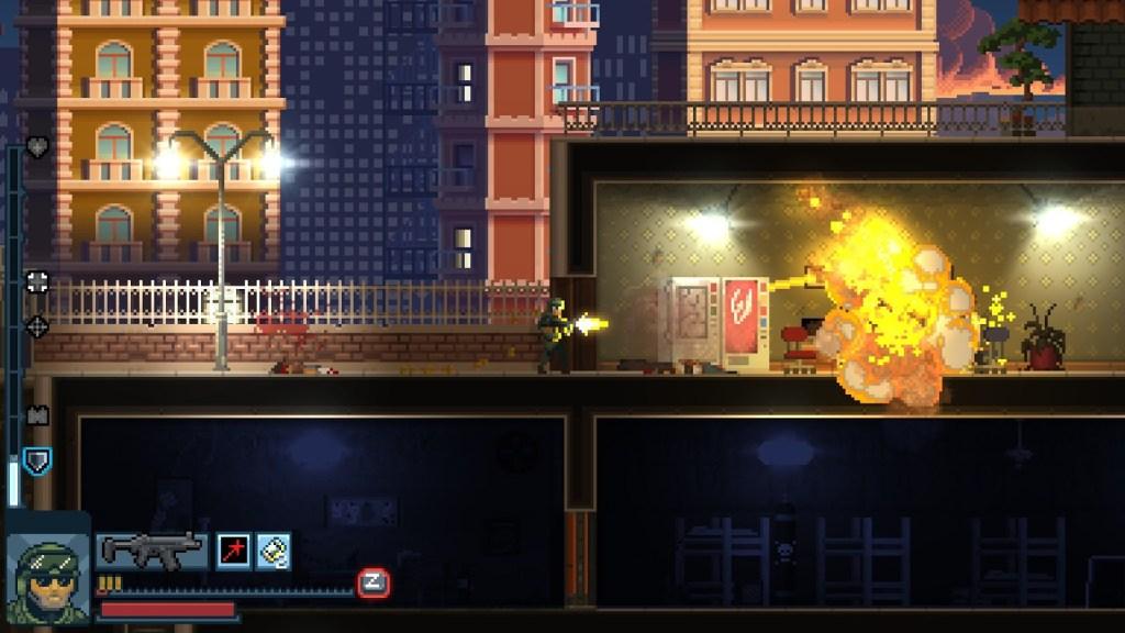Door Kickers Action Squad gameplay footage