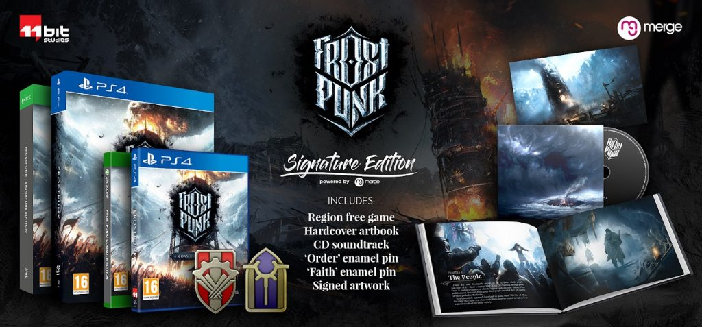 Frostpunk Console Edition image