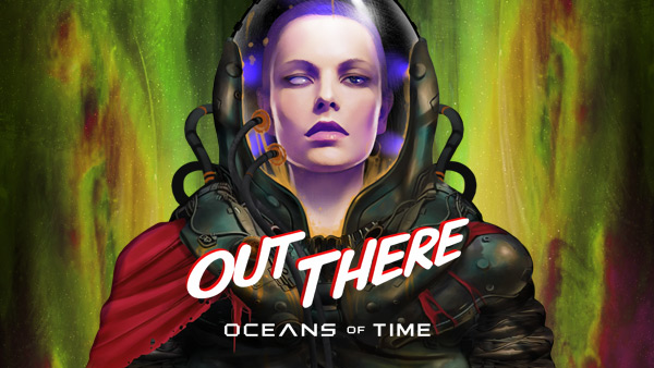 Out There: Oceans of Time logo