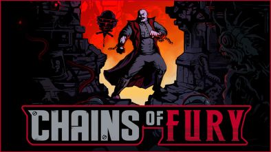 Chains of Fury Logo