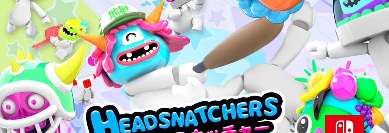 Headsnatchers logo