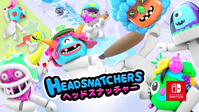 Headsnatchers logo