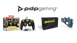 PDP Gaming Peripherals featuring Pokemon and Borderlands 3 Licenced