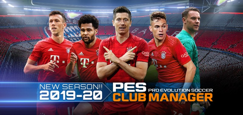 PES Club Manager Bayern Munich Team