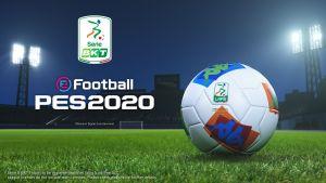 eFootball PES 2020 Serie BKT logo